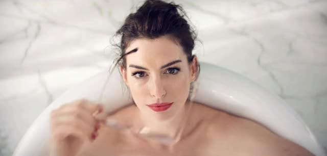 Watch and share Anne Hathaway GIFs and Glasses GIFs by shapesus on Gfycat