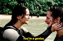 Watch the hunger games; GIF on Gfycat. Discover more by mara, catching fire, cfedit, gif, katniss everdeen, thgedit, wiress GIFs on Gfycat