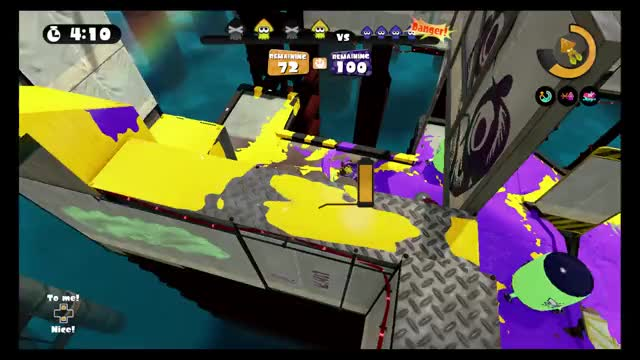 Watch and share Splatoon GIFs by Tiger Ears on Gfycat