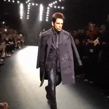 Watch and share Derek Zoolander GIFs and Deal With It GIFs on Gfycat