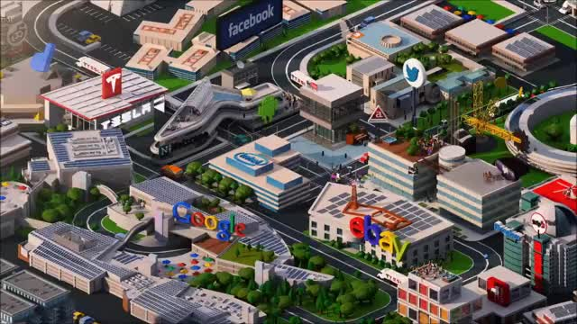 Watch this silicon valley GIF by LiberiArcano (@liberiarcano) on Gfycat. Discover more animation, hqg, lowpoly, opening, silicon valley, title card GIFs on Gfycat