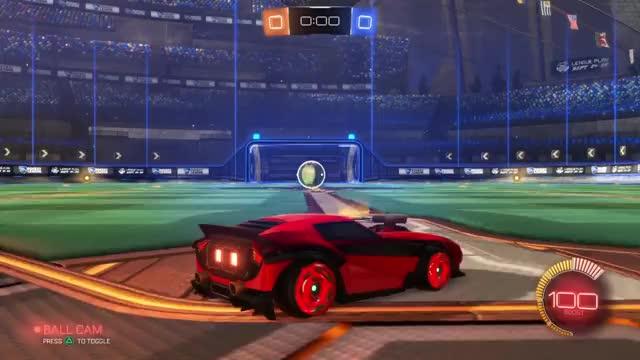 Watch [PS4] Crimson Red Loopers (Urpok_kz) GIF on Gfycat. Discover more Rocket League, ps4share, rocketleague, rocketleagueexchange, sony interactive entertainment GIFs on Gfycat