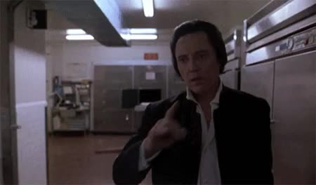 Watch and share Christopher Walken GIFs and Shhh GIFs on Gfycat
