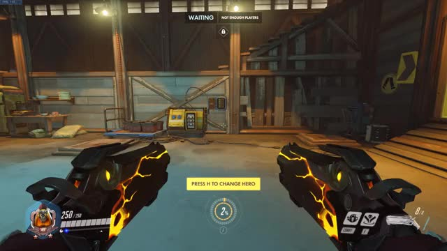 Watch Reaper can open Junkertown easter egg solo GIF on Gfycat. Discover more related GIFs on Gfycat