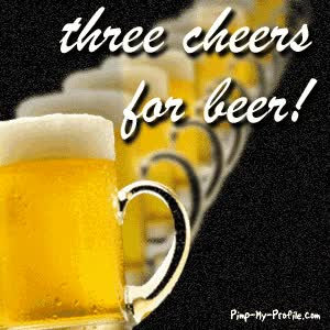 Watch and share Cheers With Beer GIFs on Gfycat
