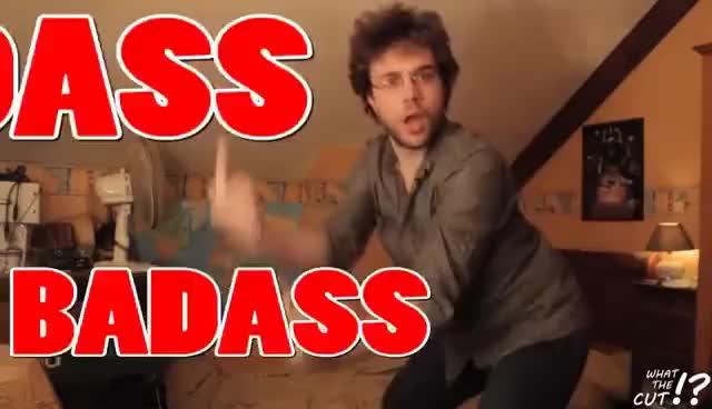 Watch and share Antoine Daniel GIFs and Badass GIFs on Gfycat
