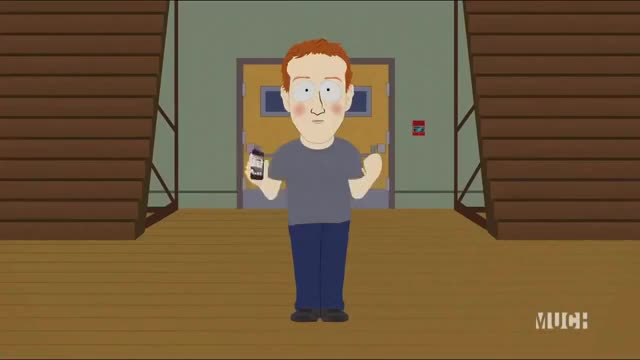 "Watch Mark Zuckerberg On South Park - ""Style"" Compilation GIF on Gfycat. Discover more related GIFs on Gfycat"