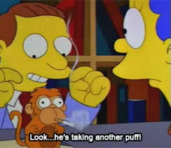 Watch 3. Homer's e-mail address is ChunkyLover53@aol.com, go ahead and send him a message! GIF on Gfycat. Discover more related GIFs on Gfycat