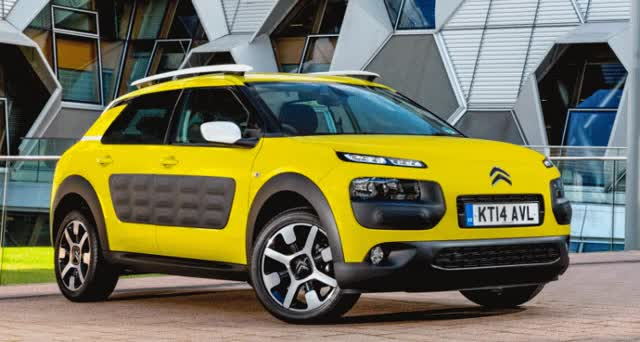 Watch 2015 Citroen C4 Cactus Is Large-Cabin Crossover With Funky Design Details GIF on Gfycat. Discover more related GIFs on Gfycat