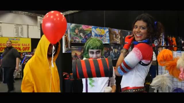 Watch and share Armageddon Expo 2017: Auckland: Cosplay Showcase [Part 4] - #APGLive GIFs on Gfycat