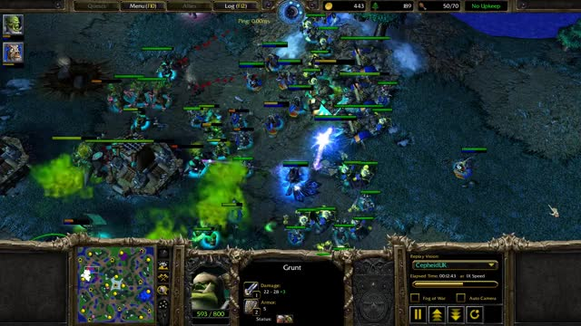 Watch and share Warcraft 3 GIFs and Night Elf GIFs by cepheid on Gfycat