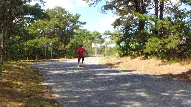Watch and share 70 Years Old And Still Longboarding. GIFs on Gfycat