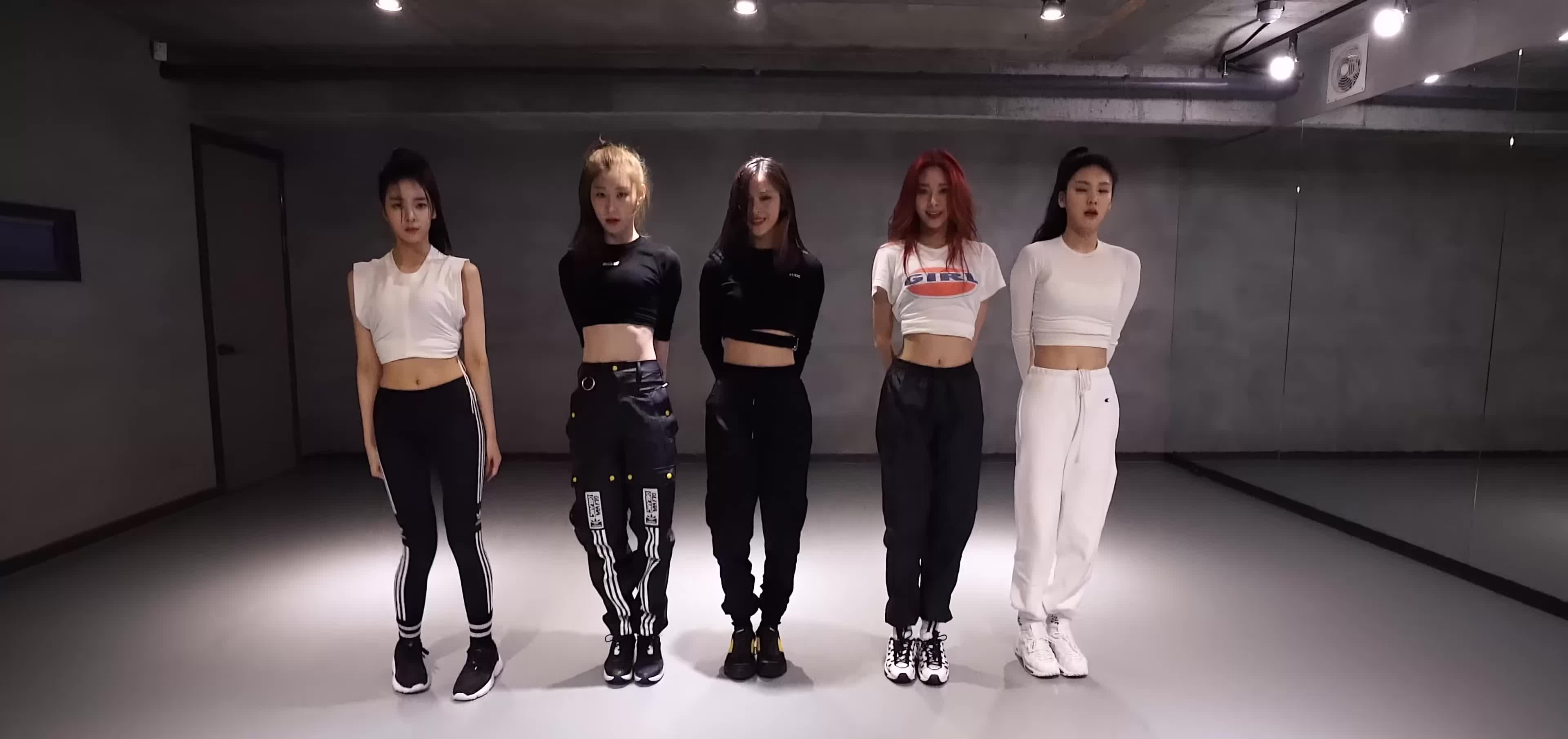 Itzy Gif By Coisher