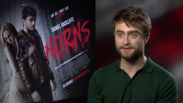 Watch Daniel Radcliffe Horns Interview GIF on Gfycat. Discover more daniel radcliffe GIFs on Gfycat