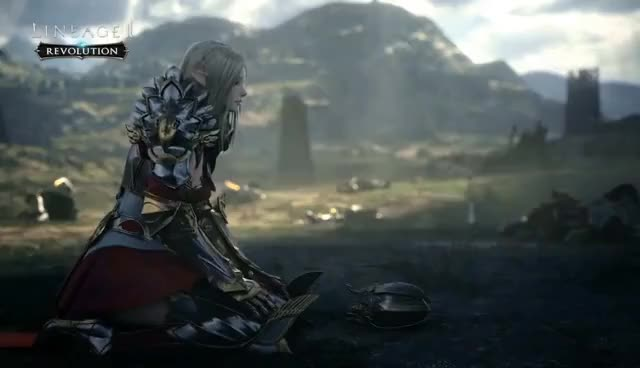 Watch and share [Lineage2 Revolution] Cinematic Trailer (Full Version) GIFs on Gfycat