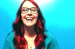 Watch Meg Turney + Colors GIF on Gfycat. Discover more all of them, and meg gifs, ashgifs, i wanted to do color gifs, meg deserves all the pretty things, meg turney, rooster teeth, so i figured why not both, the know GIFs on Gfycat