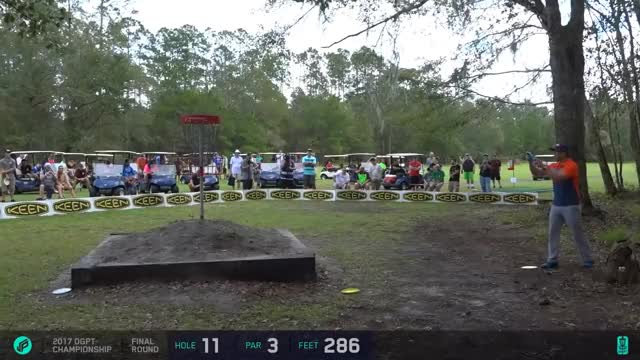 Watch Paul Mcbeth Putting 5M GIF on Gfycat. Discover more related GIFs on Gfycat