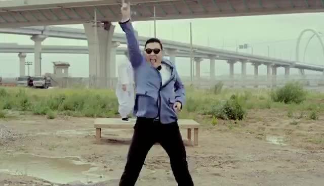 Pro, Gangnam style GIFs