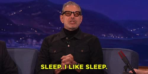 Watch this jeff goldblum GIF on Gfycat. Discover more jeff goldblum, sleep GIFs on Gfycat