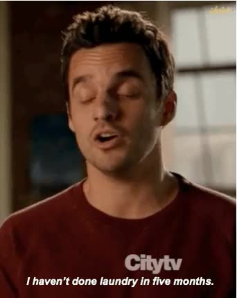 Watch and share Nick Miller GIFs and Spylightgif GIFs on Gfycat