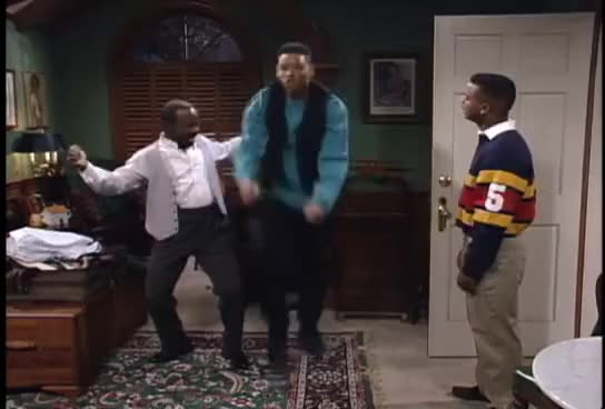 Watch and share Geoffrey GIFs and Carlton GIFs on Gfycat