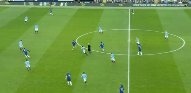 Watch and share Hazard Dribble Run Vs City 18-19 02 GIFs by FIFPRO Stats on Gfycat