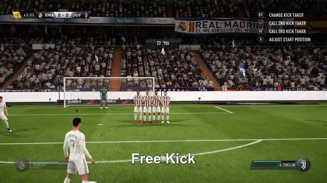 Watch Free Kick GIF by Xbox DVR (@xboxdvr) on Gfycat. Discover more FIFA18Demo, lightningfan785, xbox, xbox dvr, xbox one GIFs on Gfycat