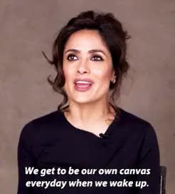 Watch and share Salma Hayek GIFs and My Gifs GIFs on Gfycat