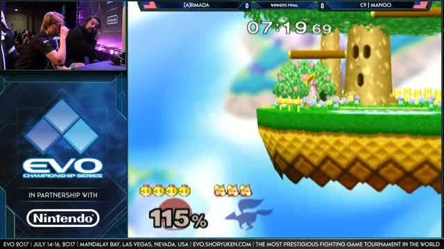 Clean kill by Mang0