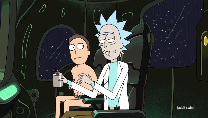 rickandmorty, Rick & Morty's Unity, am i doing it right!? (reddit) GIFs