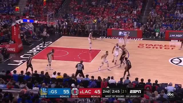 Watch and share Golden State Warriors GIFs and Los Angeles Clippers GIFs by dkurtenbach on Gfycat