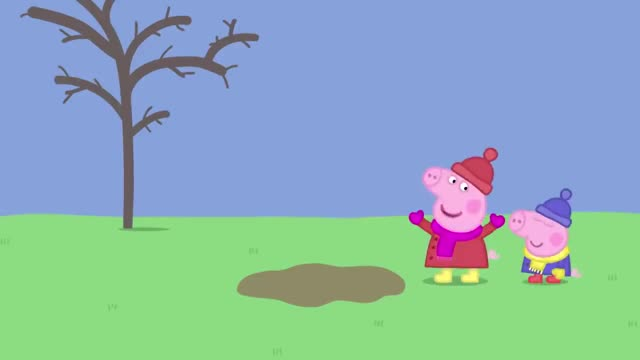 Watch and share Puddle GIFs and Peppa GIFs on Gfycat