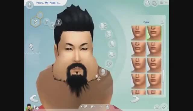 [Vinesauce] Joel - Sims 4: Deviantart Edition