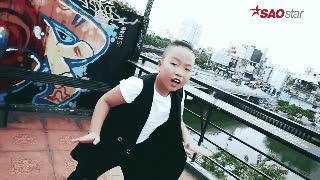 Loá mắt với clip khoe vũ đạo Fire chất lừ của BTS phiên bản học trò Soobin Hoàng Sơn