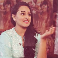 Watch and share Sonakshi Sinha GIFs on Gfycat