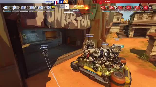 Watch and share PlayOverwatch Playing Overwatch - Twitch Clips GIFs by Damian Alonzo on Gfycat
