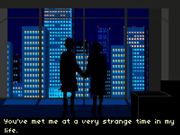 Watch and share 8-Bit Fight Club Ending Scene GIF GIFs on Gfycat