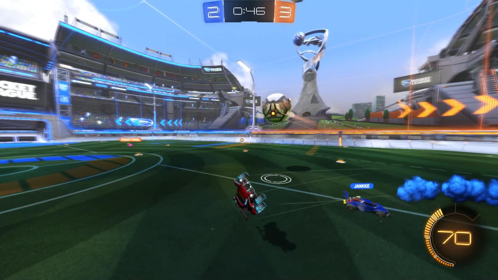 Gif Your Game, GifYourGame, Goal, JAG, Rocket League, RocketLeague, Goal 6: JAG GIFs