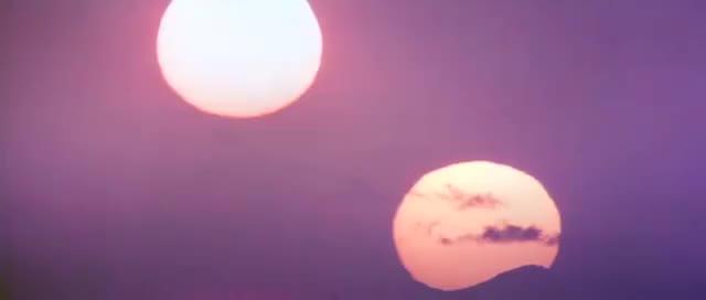 Watch and share Binary Sunset GIFs on Gfycat
