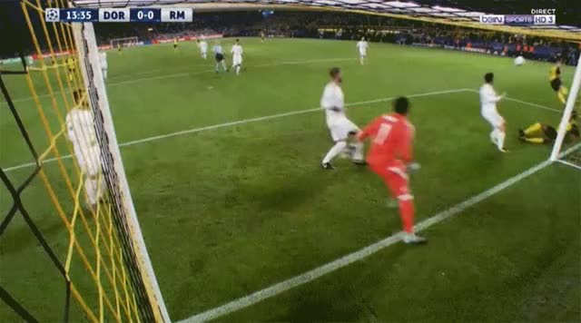 Watch and share Sergio Ramos GIFs and Real Madrid GIFs by alex_cwb on Gfycat