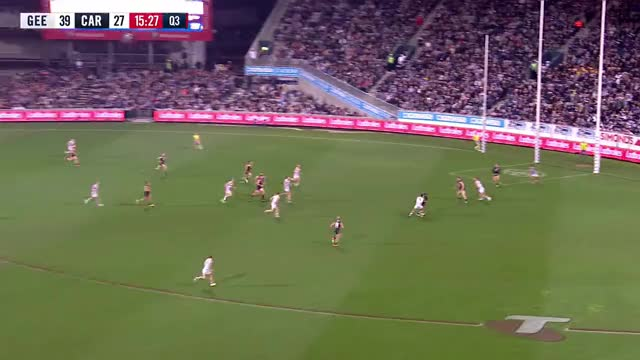 Watch and share Plowman Vs Geelong 2018 GIFs by SickQwon on Gfycat