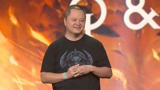 Diablo team gets boo'ed Blizzcon 2018! Overwatch, Seasons, Season, Diablo, Blizzard, Battle.net, Blazingfire.com, starcraft, heroes of the storm, HoTs, WoW, World of Warcraft, Halloween, Christmas, Junkrat, PRO, pro, blizzcon GIF