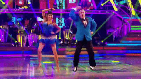 strictly come dancing ed balls to make ef GIFs