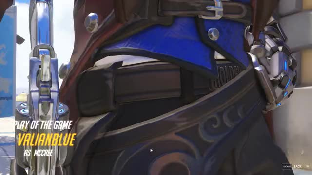 Watch (Flash)Bang! Bang! Bang! GIF by Ethan (@valianblue) on Gfycat. Discover more mccree, overwatch, potg GIFs on Gfycat