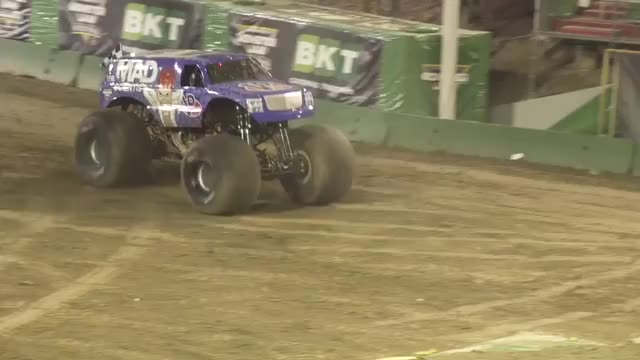 Watch Monster Truck Frontflip GIF on Gfycat. Discover more BeAmazed, popular GIFs on Gfycat