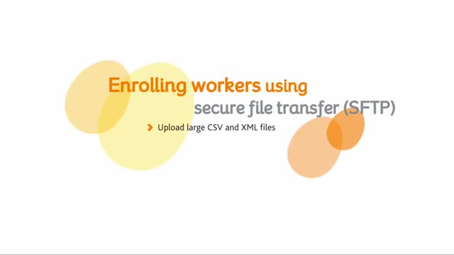 Watch Enrolling workers using SFTP (Employer accounts) (reddit) GIF on Gfycat. Discover more related GIFs on Gfycat