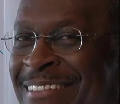 Watch and share Herman Cain Frowning GIFs on Gfycat
