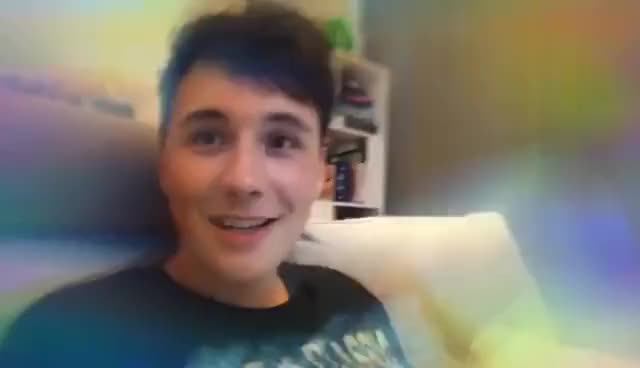 Watch and share Daniel Howell GIFs on Gfycat