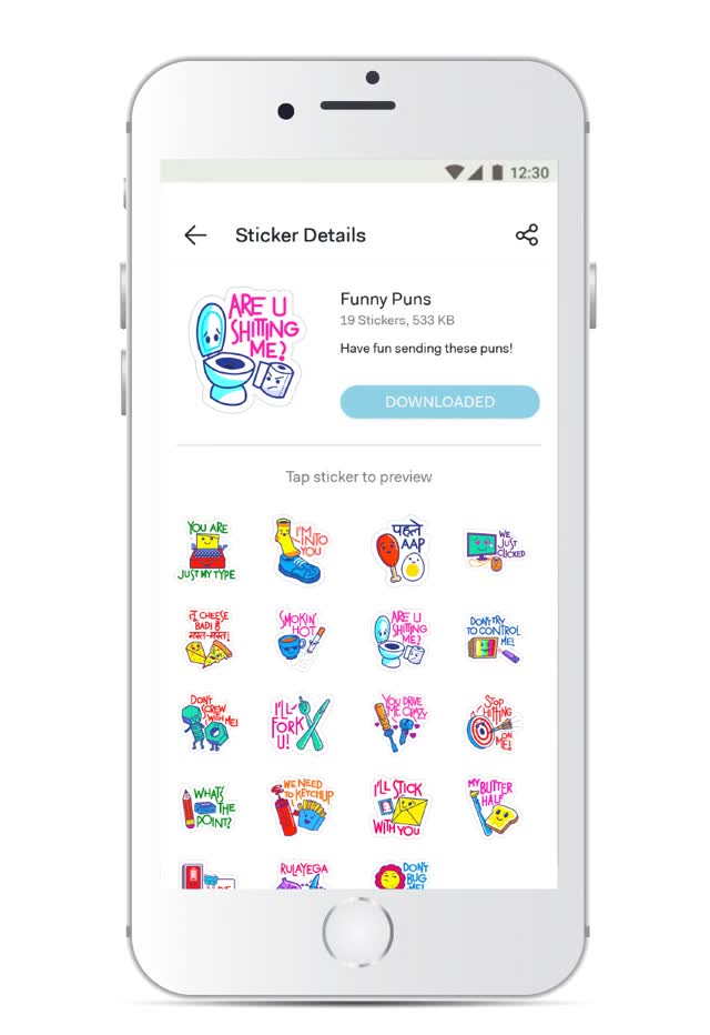 Watch and share Pe animated stickers on Gfycat