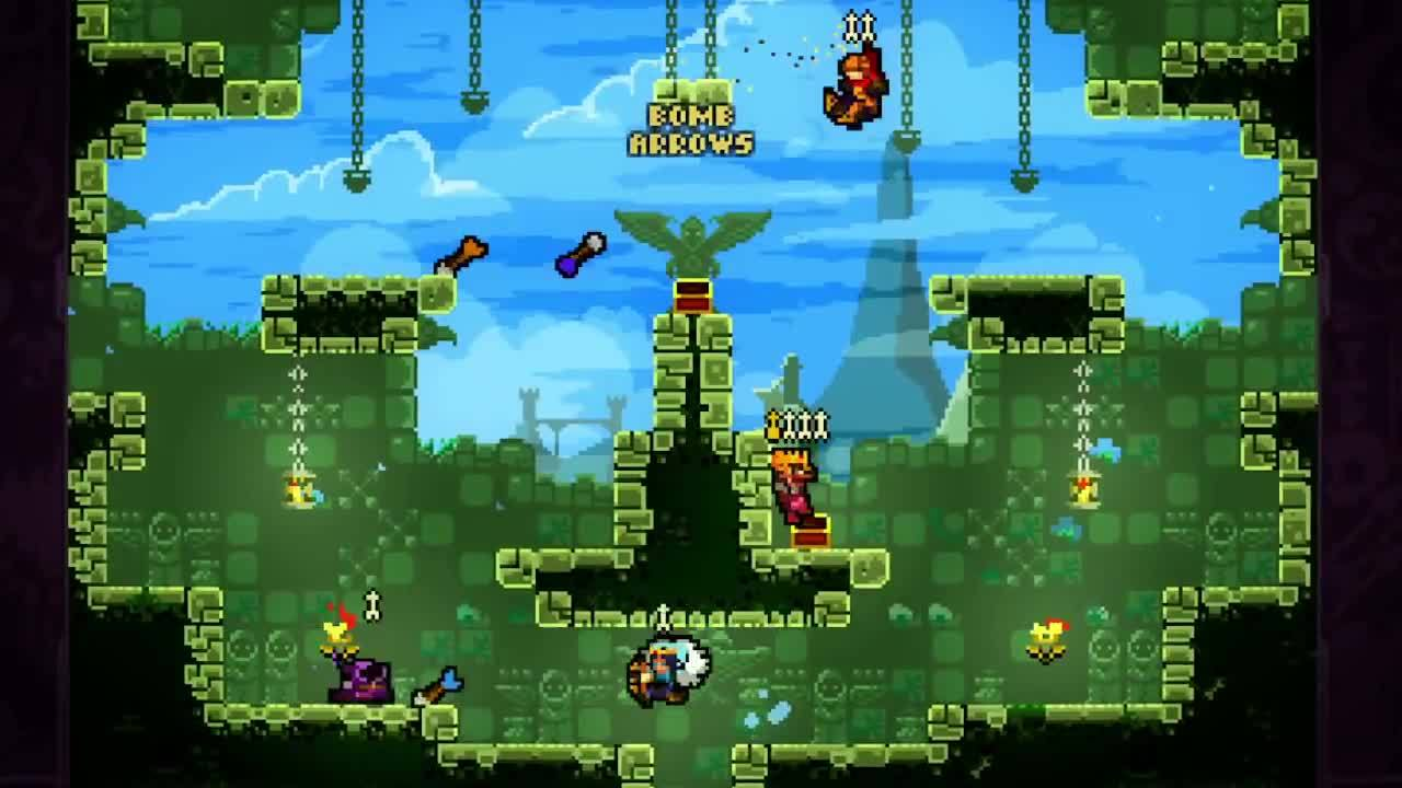 TowerFall Ascension (2014) [PC, PS4] GIFs